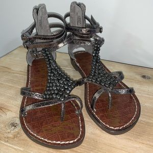 Sam Edelman sandals Ginger gladiator brand New 5